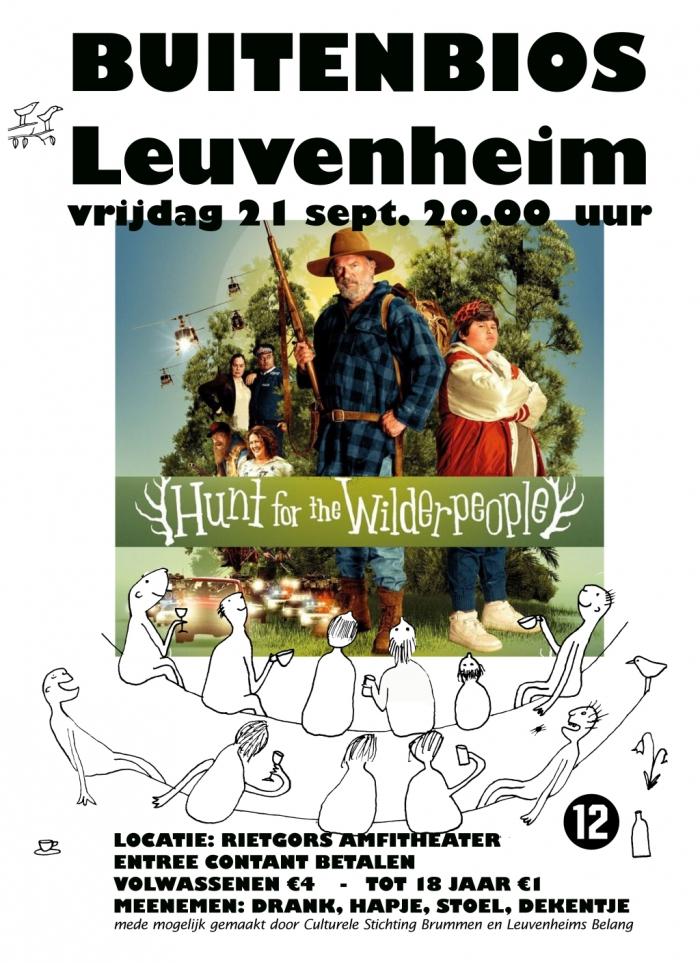 Buitenbios Leuvenheim op 21 september. Kom ook!