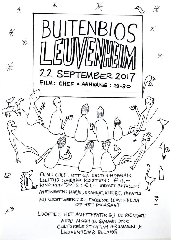 Eerste BuitenBios Leuvenheim op 22 september!