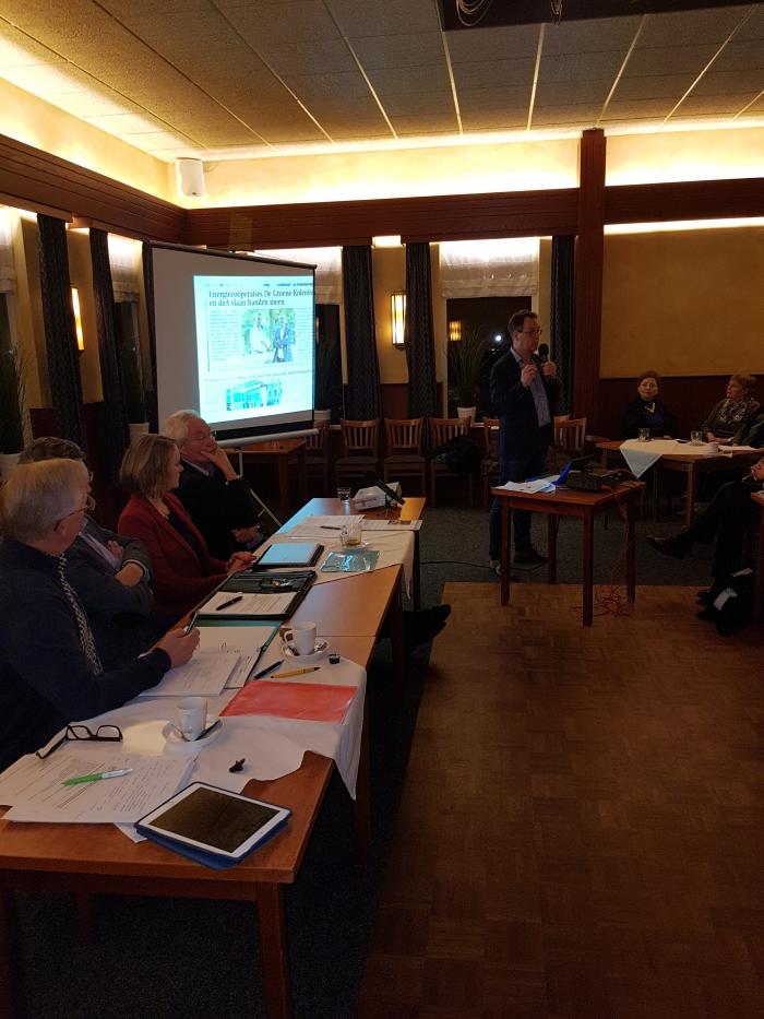 Jaarvergadering Wijkraad Eerbeek Zuid en BBEZ