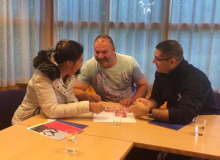 Nieuwkomers in Brummen praten verder over Nederland…